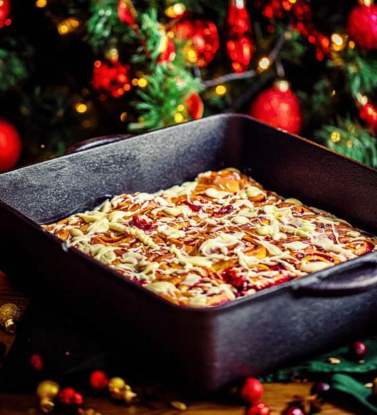 Cranberry-Schnecken-BBQ-Toro-Kastenform