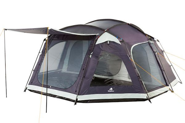 "CampFeuer Familienzelt ""Femeli"" Zelt für 8 Personen | 5000 Campingzelt"