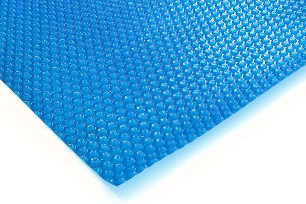 Zelsius - blaue Solarfolie für Schwimmbad 6x4 Meter, 400µ