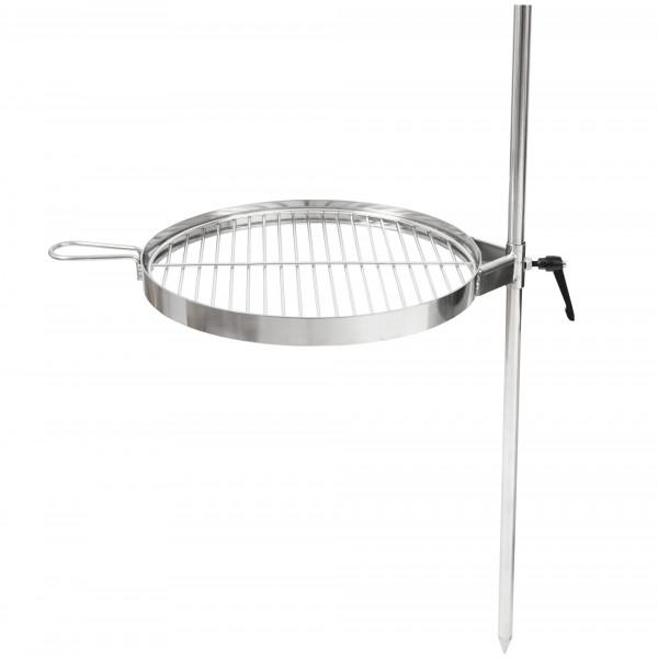 BBQ-Toro Grillstelle mit Grillrost und Erdspieß | Vorrichtung zum Grillen