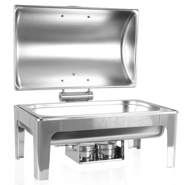 Zelsius Premium Chafing Dish mit abnehmbaren, hydraulischen Deckel